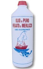 Olio di puro fegato di merluzzo